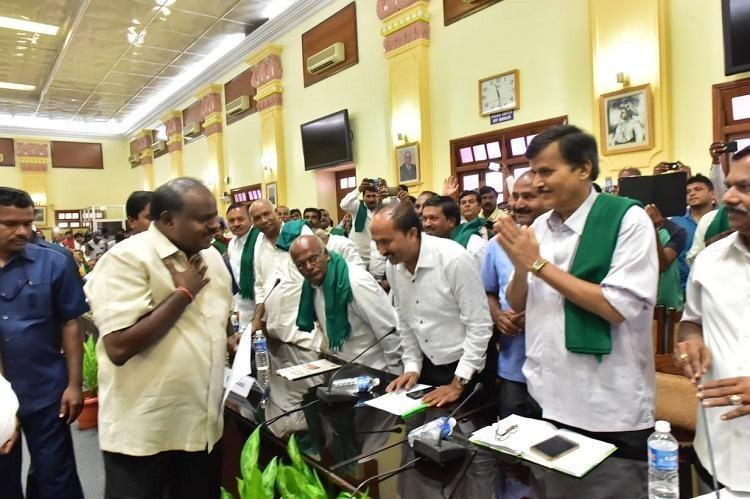 Ahead of budget Ktaka farmers question slow implementation of loan waiver scheme