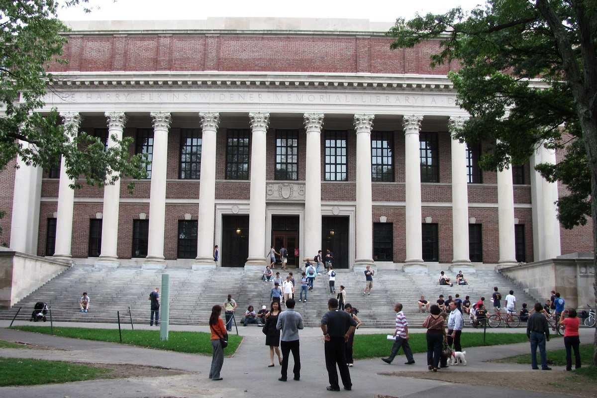Harvard MIT sue Trump administration over new visa rules for international students