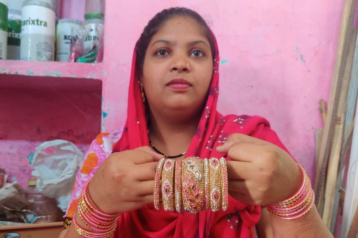 'This is the only work I know': Hyderabadi bangle makers struggle to survive