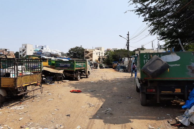 Garbage collectors in Hyderabad refuse to collect plastic fearing COVID-19 contamination