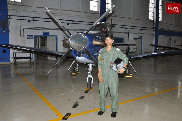meet the daredevil from chikmagalur who is iaf s first. Black Bedroom Furniture Sets. Home Design Ideas