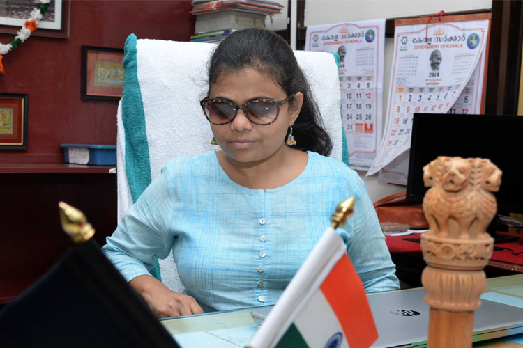 First visually-impaired woman IAS officer appointed as Kerala sub collector