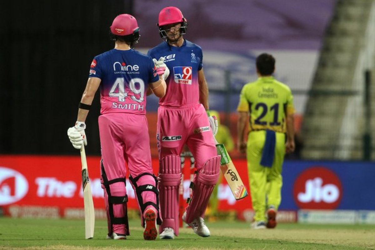 Rajasthan Royals keep playoff hopes alive beat CSK by 7 wickets