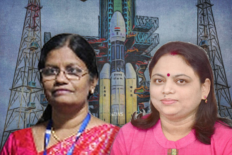 who is the project director of chandrayaan 2