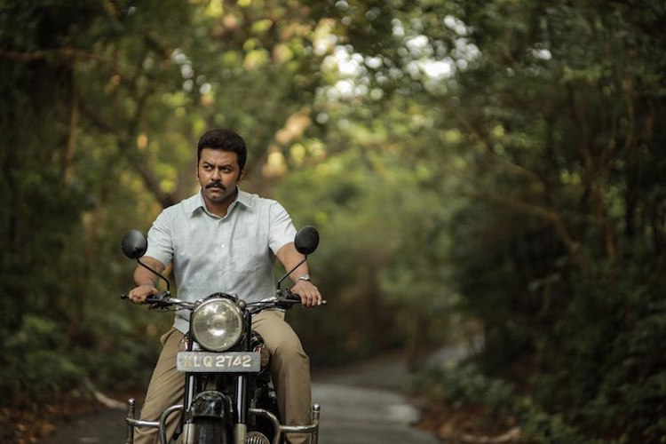 'Enjoying this phase of my career': Indrajith on his upcoming assignments