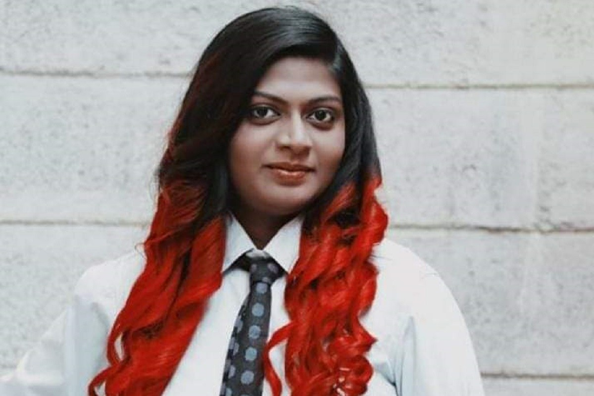 Gaana singer Isaivani of The Casteless Collective on BBC's '100 Women 2020  list'   The News Minute