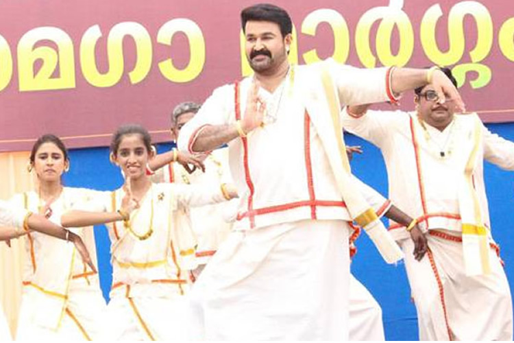 Mohanlal to wrap up 'Ittymaani: Made in China'