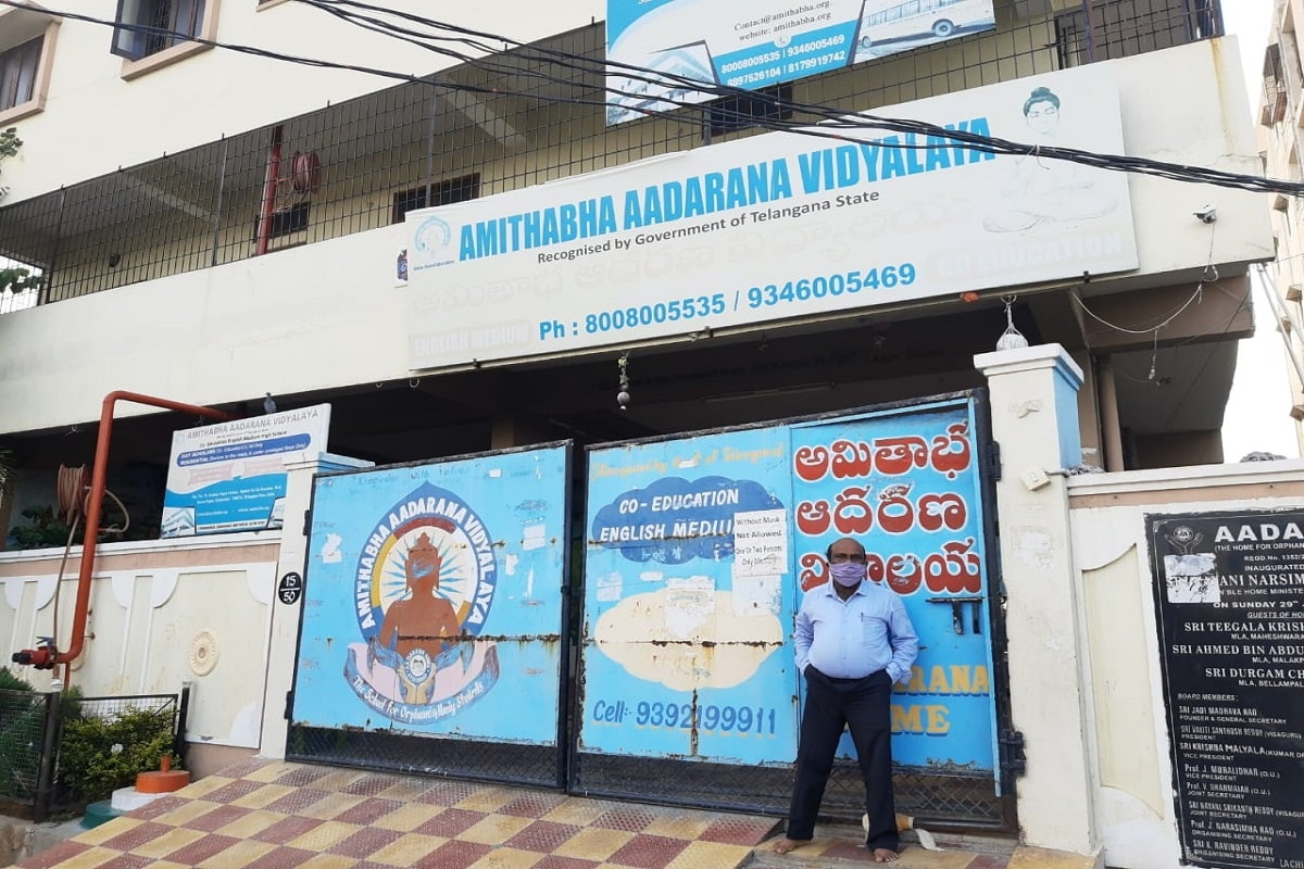 In Telangana scores of orphanages operate with little or no govt oversight