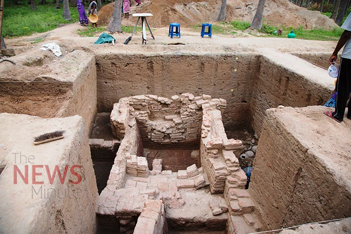 Harappa Of The South Ten Fascinating Images Of 2500 Yr