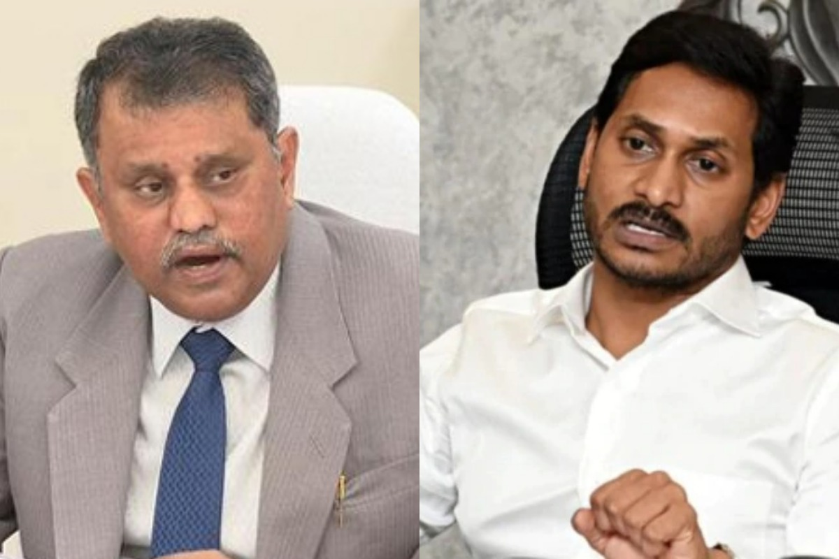 Row over Andhra poll chief In Guvs letter Jagan govt could find an escape route