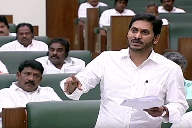 Andhra Assembly passes bills to decentralise capital, scrap Amaravati CRDA