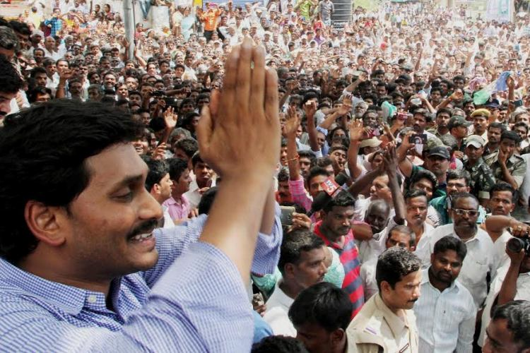 War of promises in AP Jagan assures 75 reservation for locals in jobs more pension