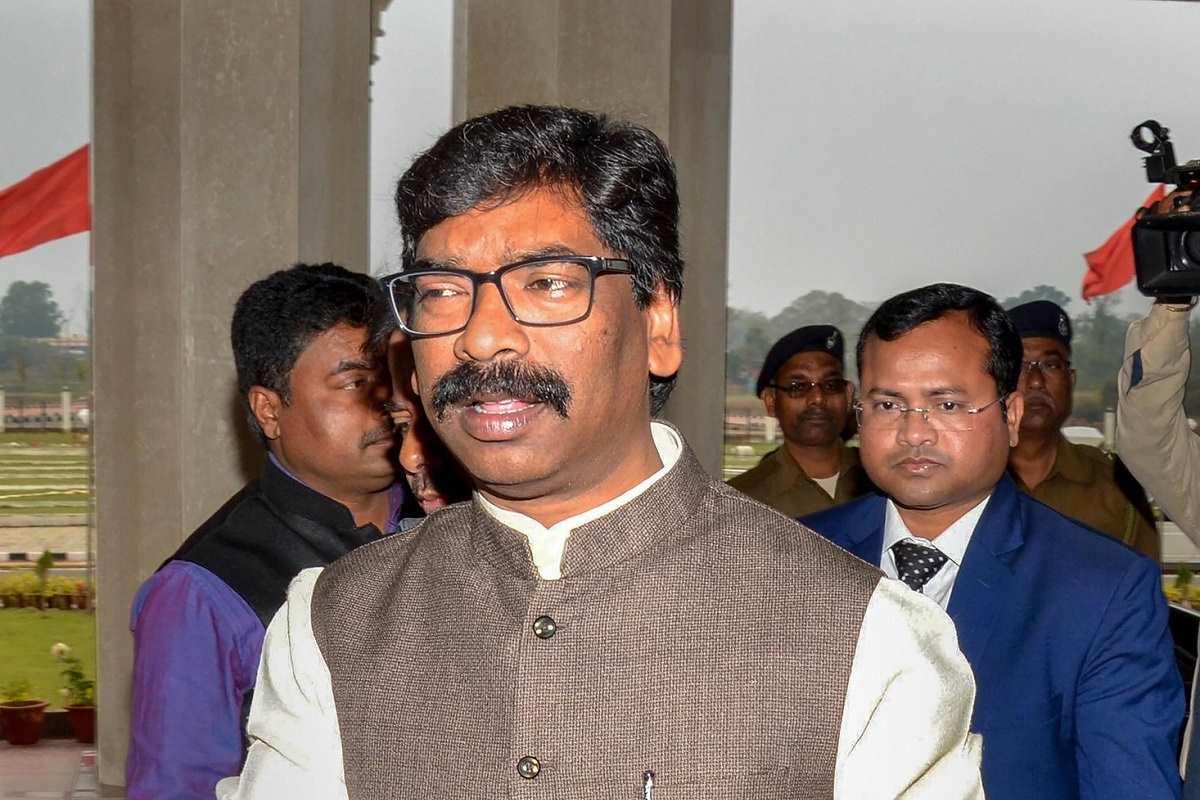 Jharkhand Chief Minister Hemant Soren goes into home quarantine