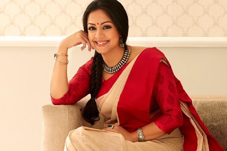 Jyothika in 2021