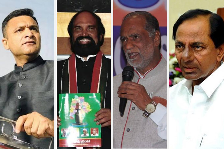 Telangana polls: 181 candidates of 4 major parties face criminal charges