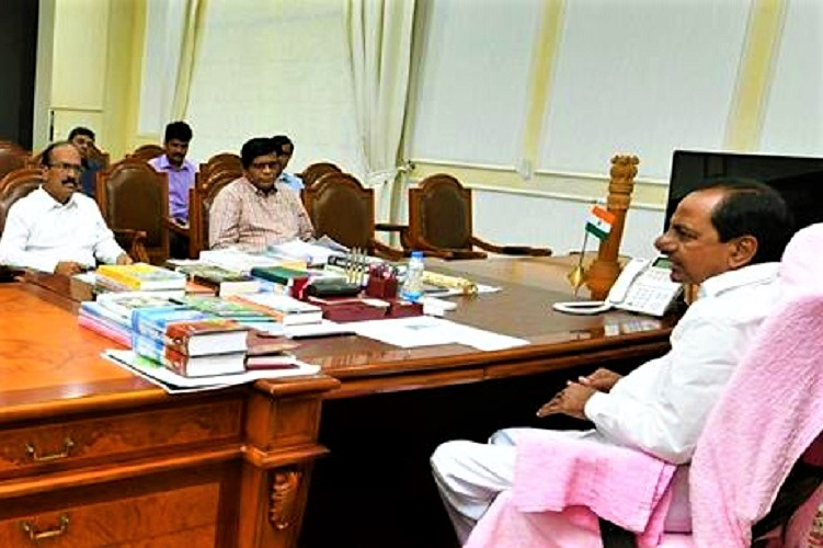 Telangana Inter results fiasco: Free re-evaluation for students who failed, says KCR