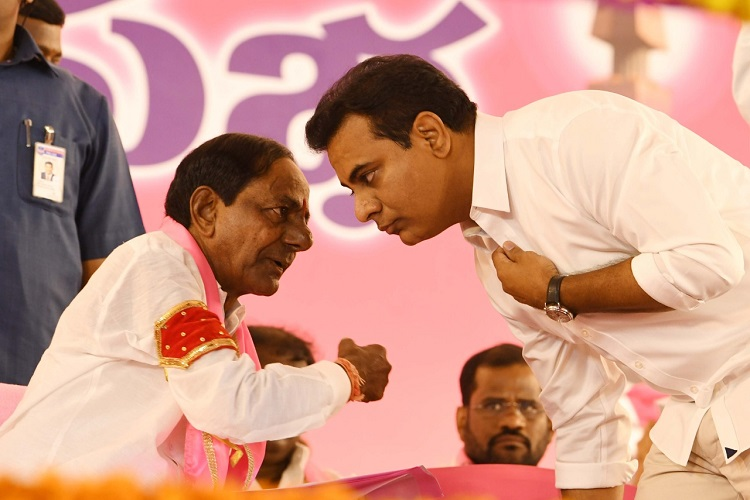 The battle for Greater Hyderabad: Telangana's capital holds seats crucial for victory