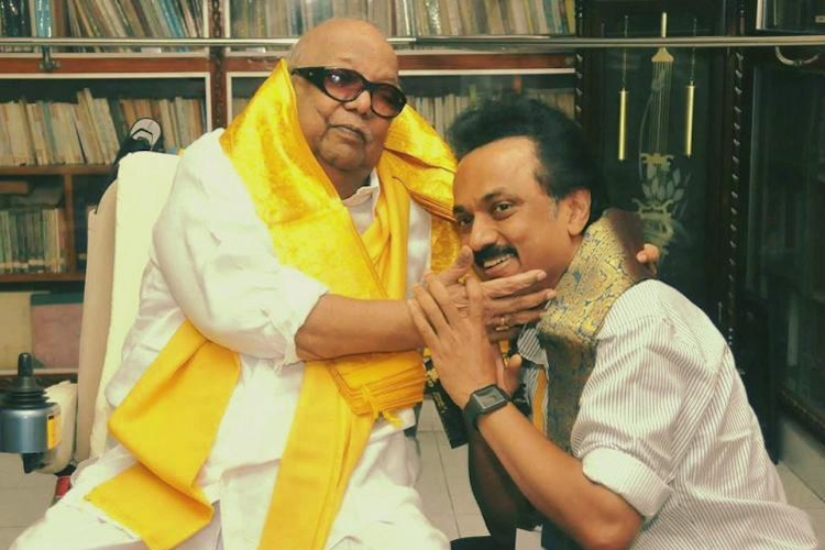 As DMK turns 70, thoughts on its future
