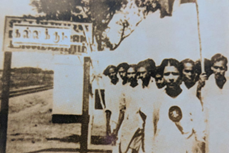 The Kallakudi agitation: When Karunanidhi became a household name in Tamil Nadu