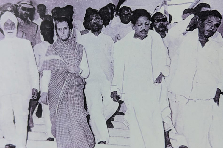 When Karunanidhi refused to fall in line with Indira Gandhi
