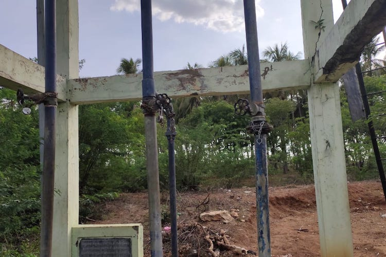 In TN village, dominant castes limit drinking water to Dalits by locking up valve