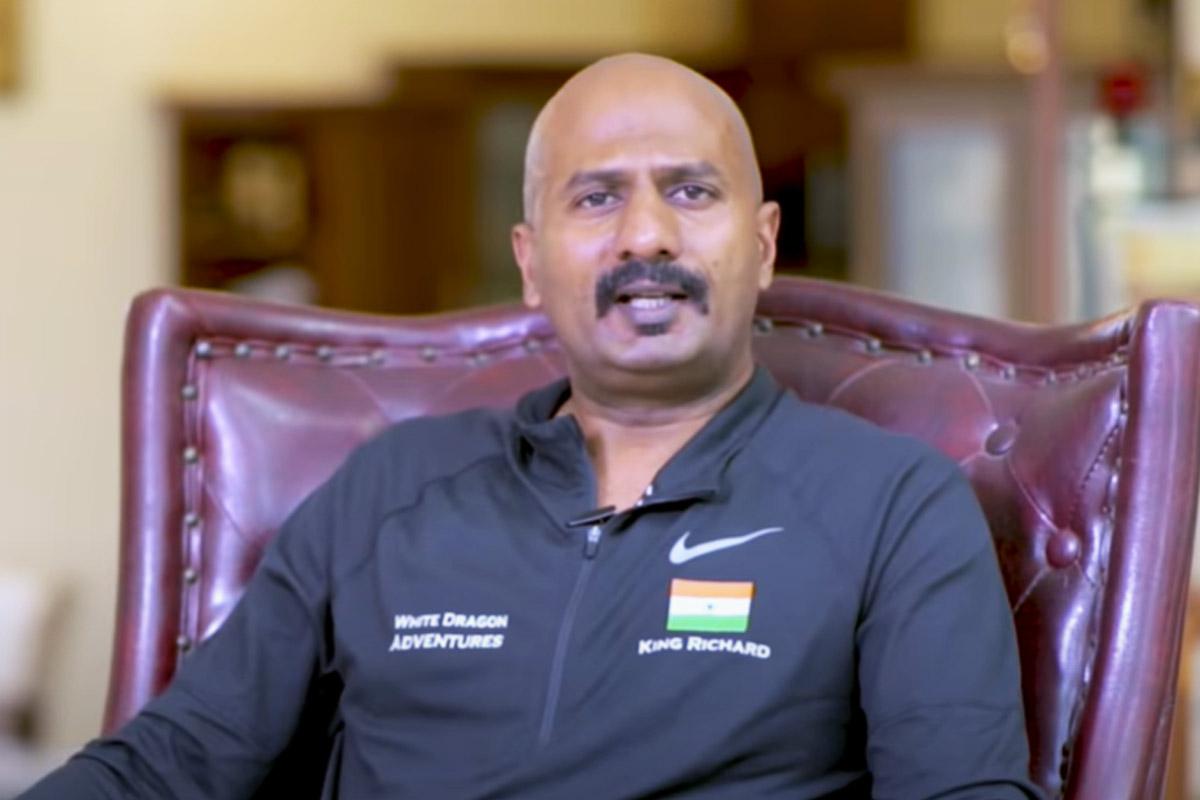 Bengaluru biker King Richard Srinivasan dies after colliding with camel