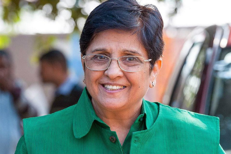 Interference in Puducherry affairs: Madras HC reserves verdict on Kiran Bedi's appeal