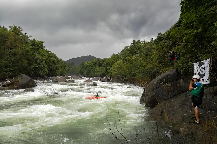 How a sleepy Kerala town became Asia's biggest kayaking destination
