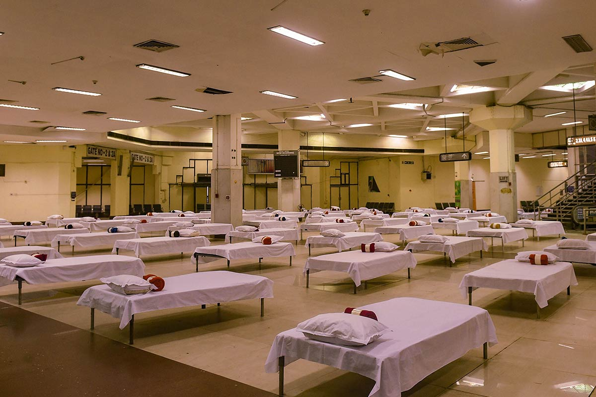 73% of beds in Karnataka quarantine centres are occupied, state may face shortage