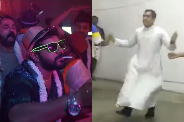 Watch: Kerala priest sets dance floor on fire with Nivin Pauly's 'Kudukku' song