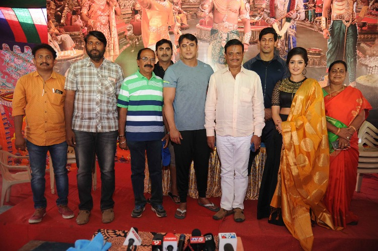 The wait continues for the release of Darshan's 'Kurukshetra'
