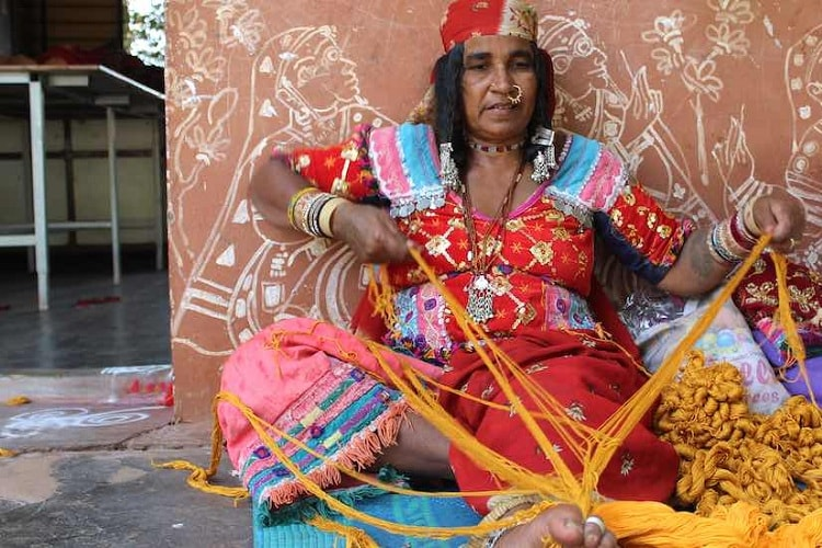 How K'taka's Lambani tribal women are keeping the traditional craft of embroidery alive