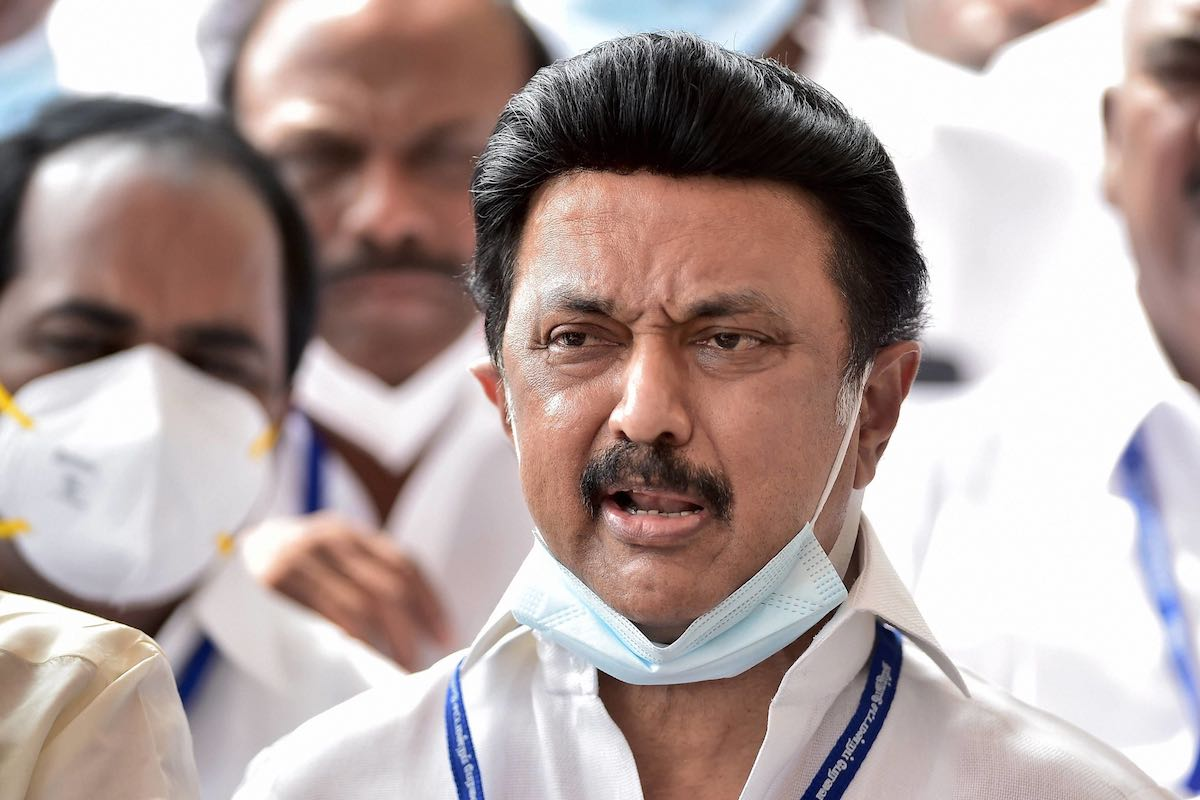 MK Stalin files application to contest from Kolathur for third time - The News Minute