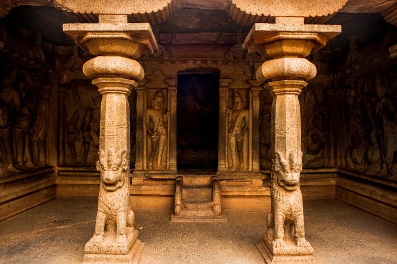 Heritage tamil nadu the magnificent rock cuts of