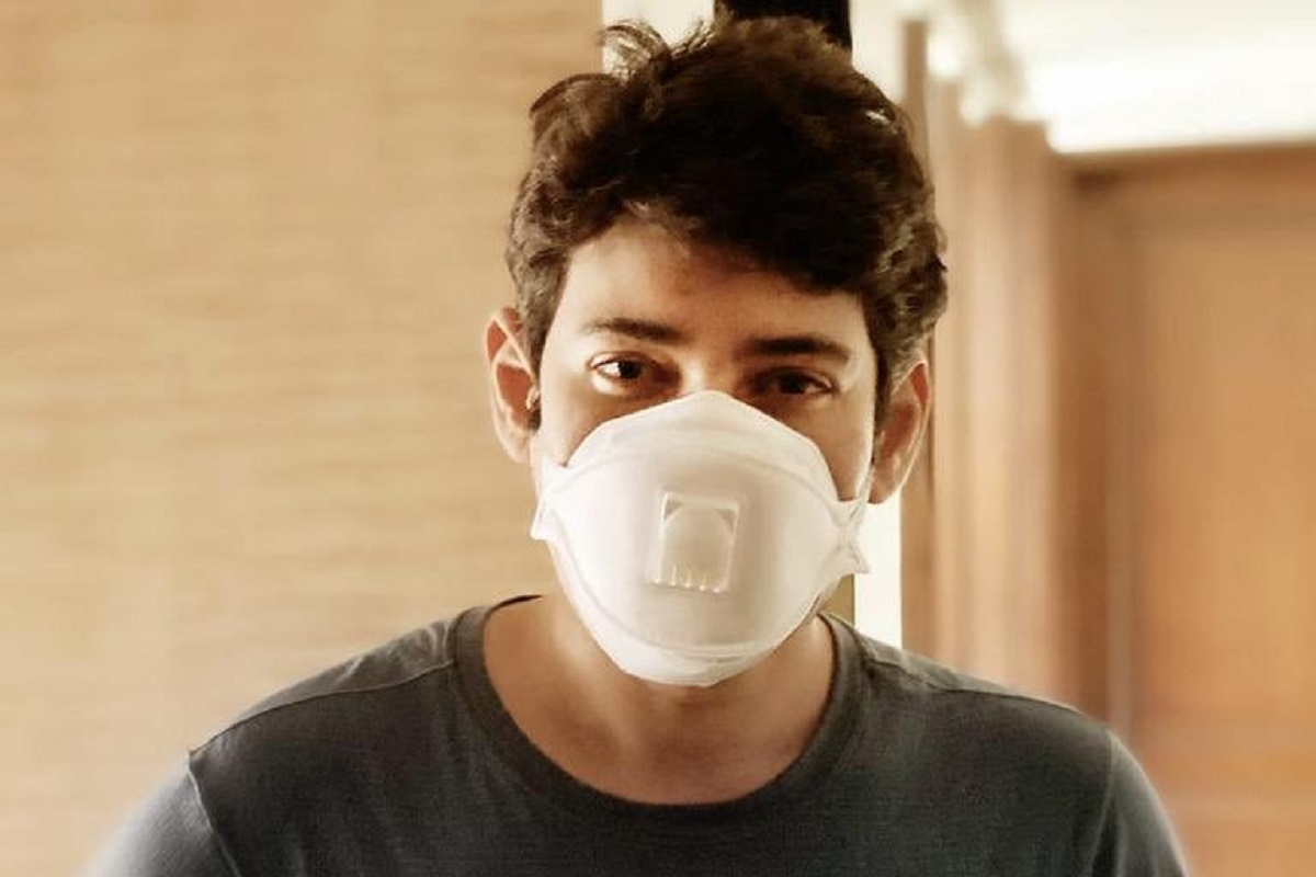 'It's cool to be masked': Mahesh Babu urges people to adapt as restrictions are lifted