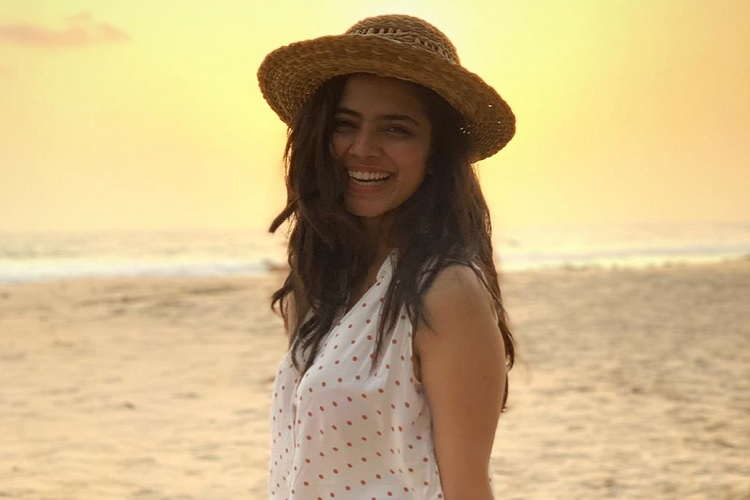 Actor Malavika Mohanan gives back to those trolling her pic wearing tank top, shorts
