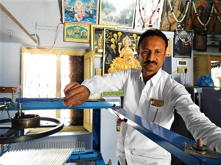 Chemical And Engineering News >> From weaver to engineer: Meet the Telangana man whose invention won him a Padma Shri | The News ...
