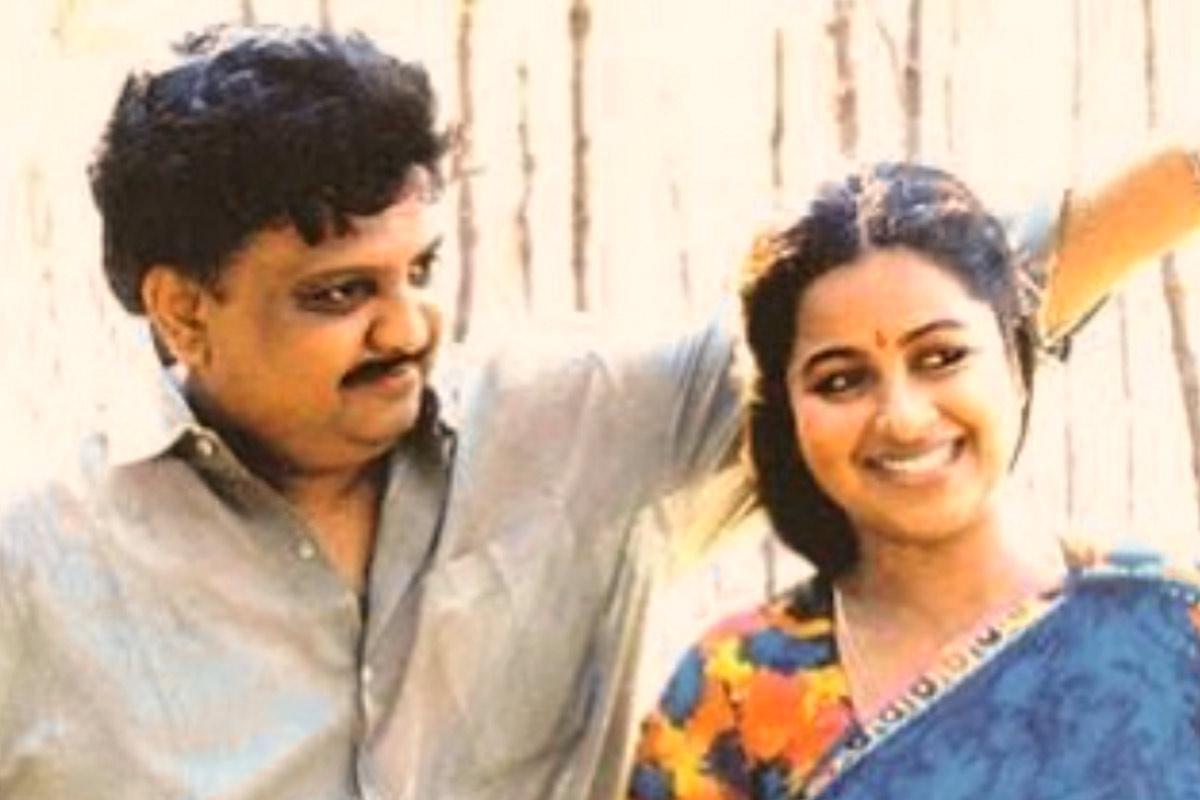 Singing in a single breath Radikaa Vasanth recall SPBs iconic Keladi Kanmani song