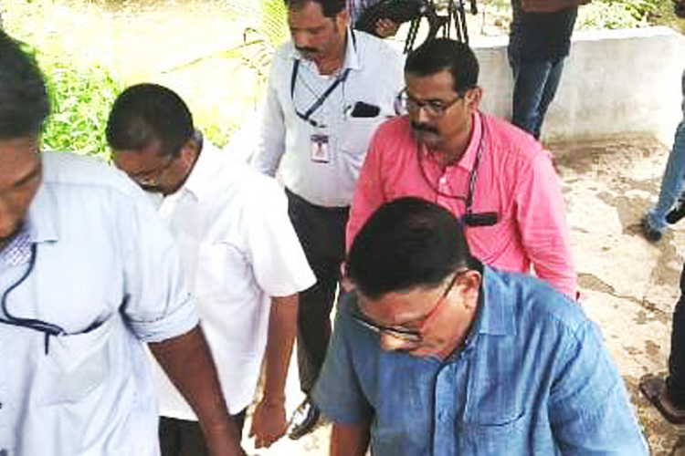 Police moves to freeze bank accounts of three Maradu apartment builders