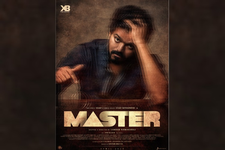 'Master' is Vijay's next with Lokesh Kanagaraj, first-look ...