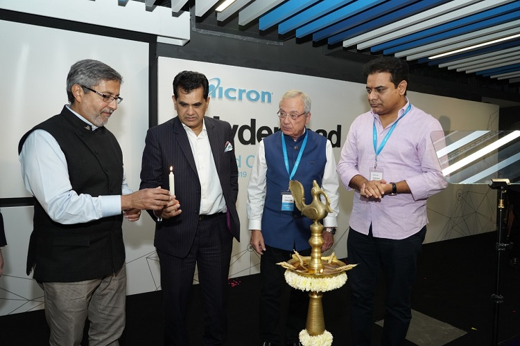 US-based Micron bets big on talent in India, opens massive R&D facility in Hyderabad