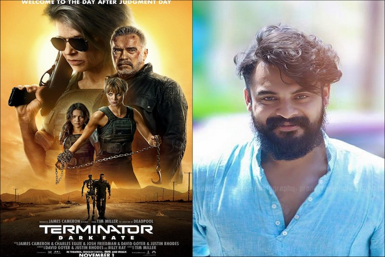 Tovino Thomas to release 'Terminator: Dark Fate' Malayalam trailer