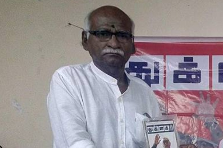 TN man embarrasses EC, affidavit claiming he has Rs 1.76 lakh crore cash gets accepted