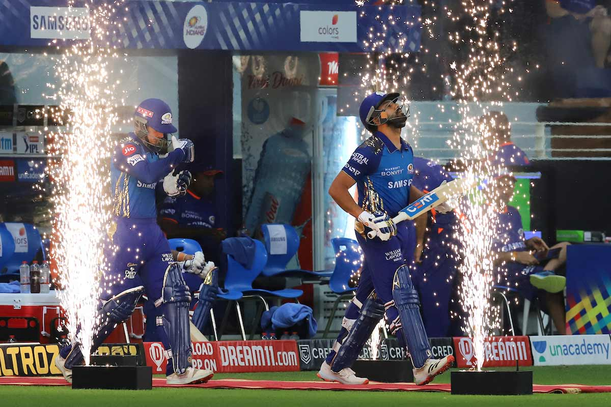 Rohit Sharma guides Mumbai Indians to record fifth IPL title