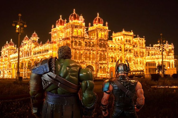 'Ragnarok or Dasara, the power of Good remains': Marvel wishes fans Happy Dasara