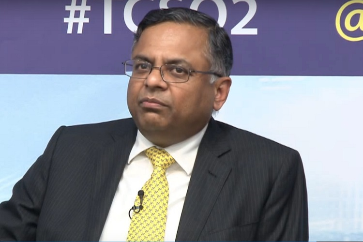 Tata Sons Chairman N Chandrasekaran meets Telecom Minister over AGR dues