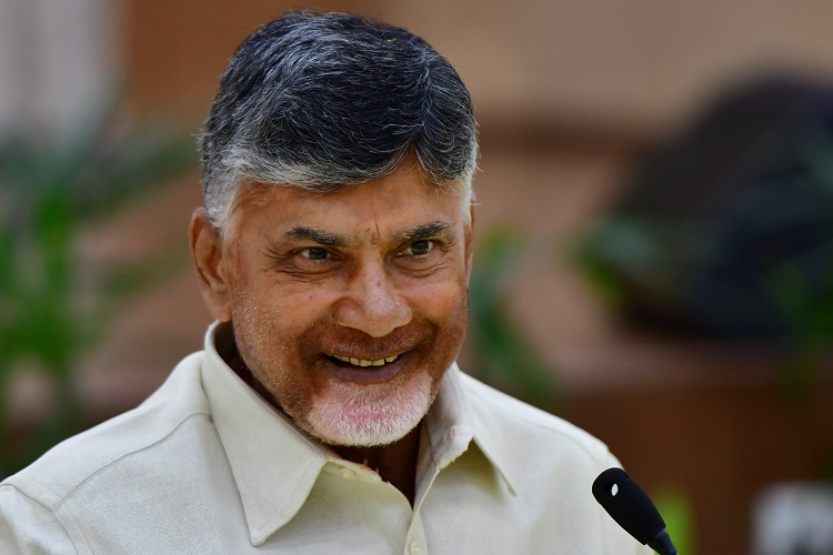 No doubt about TDP's victory: Andhra CM Naidu on mixed results by exit polls