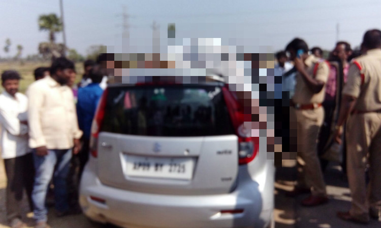 Unaware' Hyderabad men drive 20 km with body of dead farmer