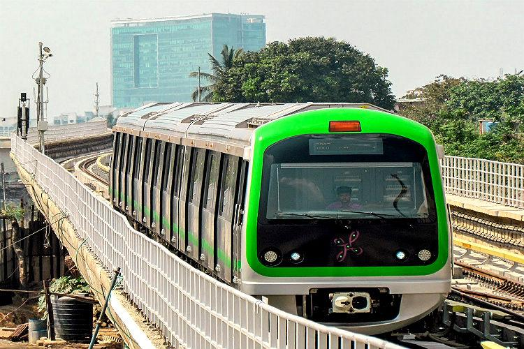 Bengaluru metro: Green Line gets four more six-car trains