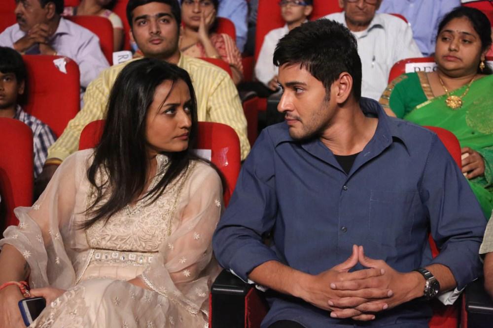 Namrata Shirodkar not part of Mahesh Babu's next | The ...